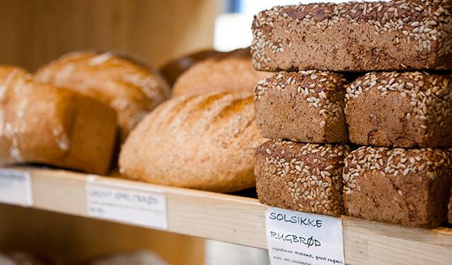 brødbakerne bakervarer rugbrød
