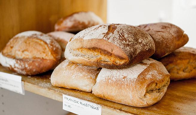 brødbakerne bakervarer brød