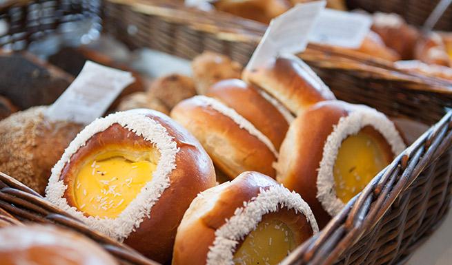 brødbakerne bakervarer søtbakst